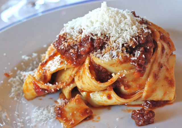 Polenta With Sugo Finto Recipes — Dishmaps