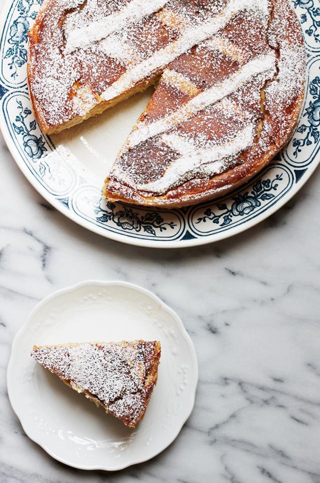 pastiera napoletana - Easter dessert