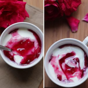 Rose petal Jam from a Venetian monastery