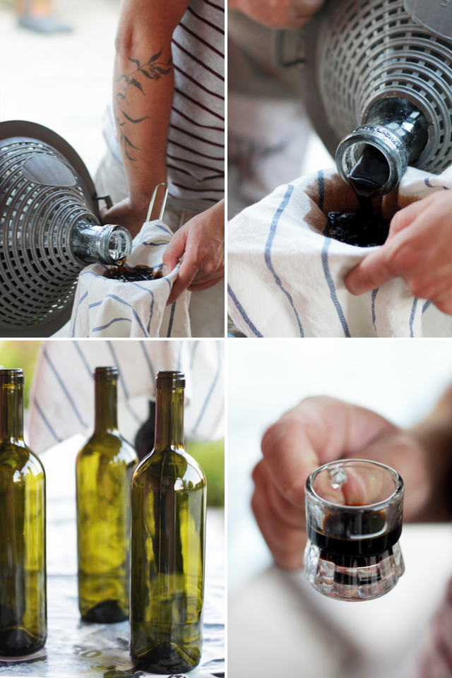 Artusi's Nocino – a spicy walnut liqueur | Emiko Davies
