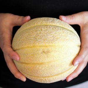 Granita al melone e peperoncino