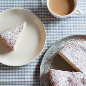 Artusi's Torta Margherita: 3 simple ingredients