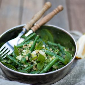 Eat your greens: Fagiolini sfiziosi