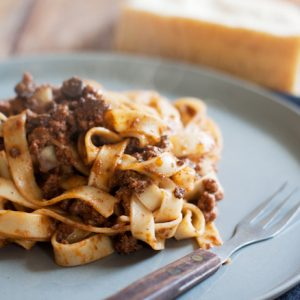 Zia Nerina's Ragu alla Bolognese