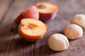 stuffed peaches feature