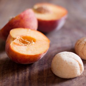 Pesche Ripiene - Stuffed Peaches