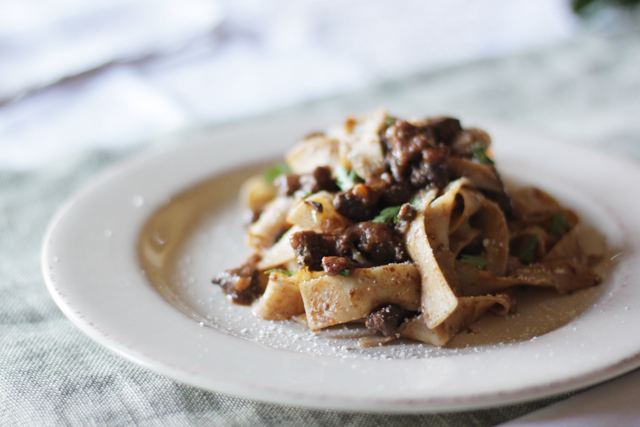 tuscan christmas wild boar ragu feature