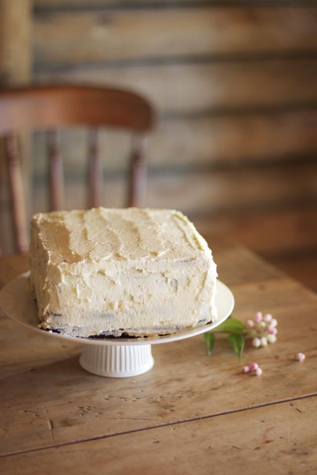 An Idea For A Wedding Cake