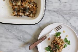 sarde a beccafico baked sardines sicilian style