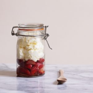 The simplest dessert
