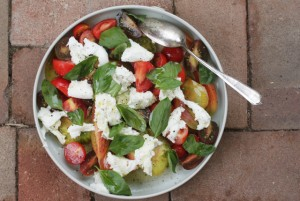 caprese salad emiko davies recipe