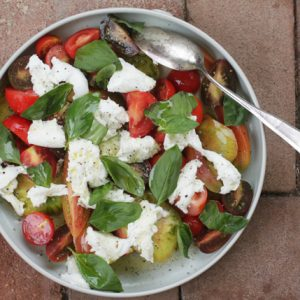 Caprese: the ultimate summer salad