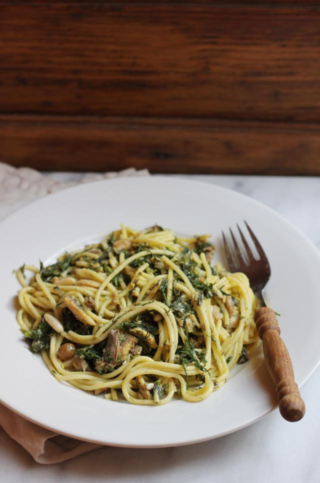 ... sarde pasta with sardines linguine with sardines fennel tomato pasta