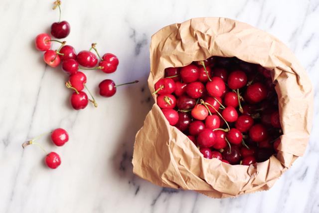 Cherry Jam and three months in Tuscany | Emiko Davies