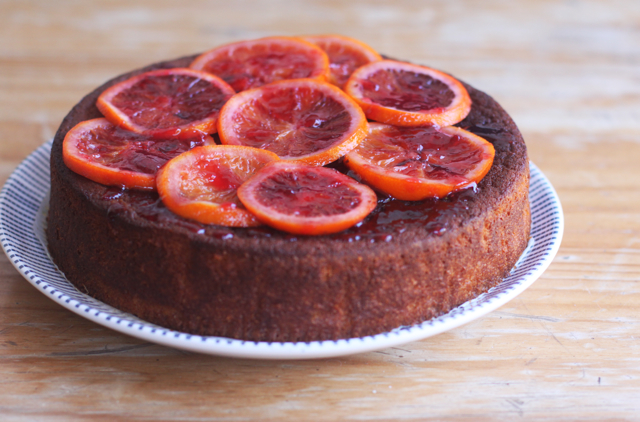 Tuscan Orange Cake Recipe