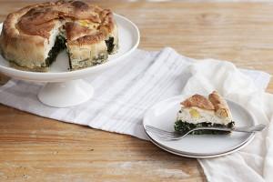 torta pasqualina - Easter pie