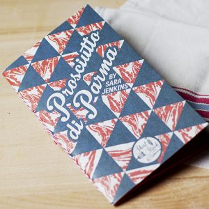 Prosciutto di Parma – a Short Stack Editions giveaway