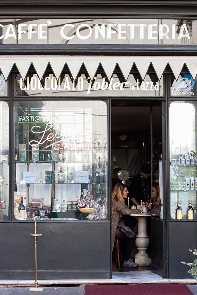 Torino-Caffe Bicerin