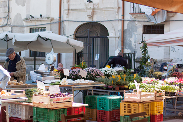 Ortigia Market