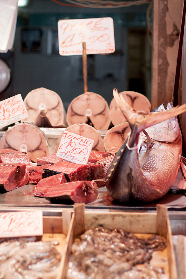 Ortigia Fish Market