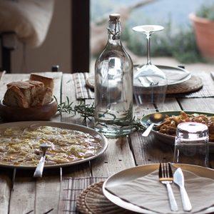 Il Baciarino and Andrea's seafood