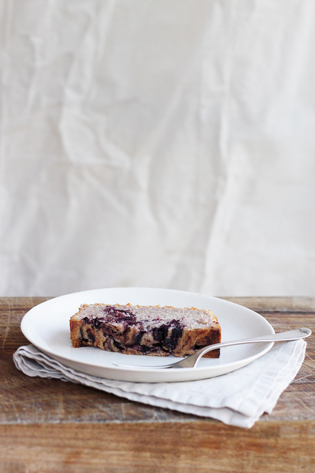 Mascarpone And Blackberry Cake Emiko Davies