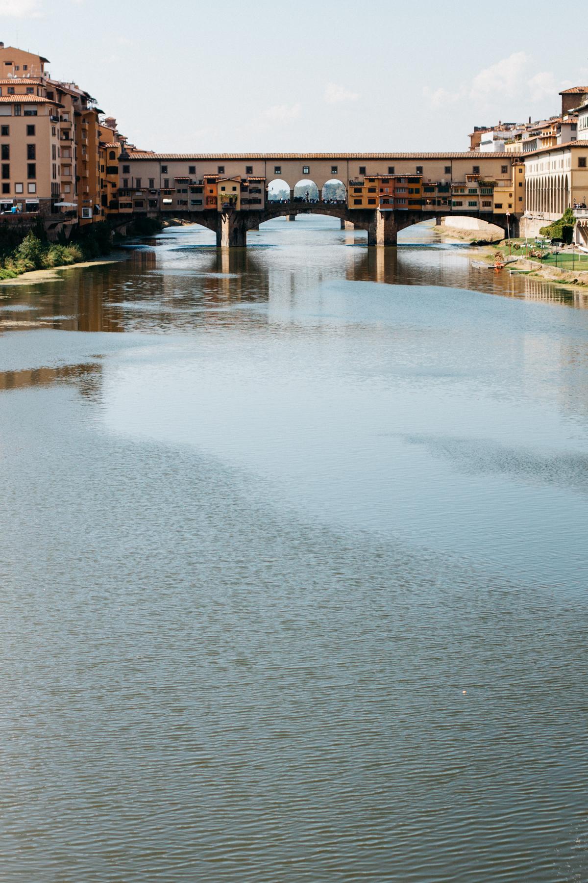 florence Arno river