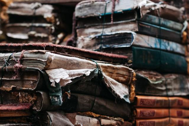 venice-acqua alta bookshop