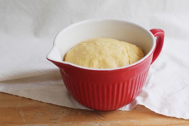 panettone dough carol field