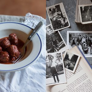 Meatballs and a love story