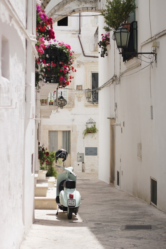 Martina Franca Puglia workshop