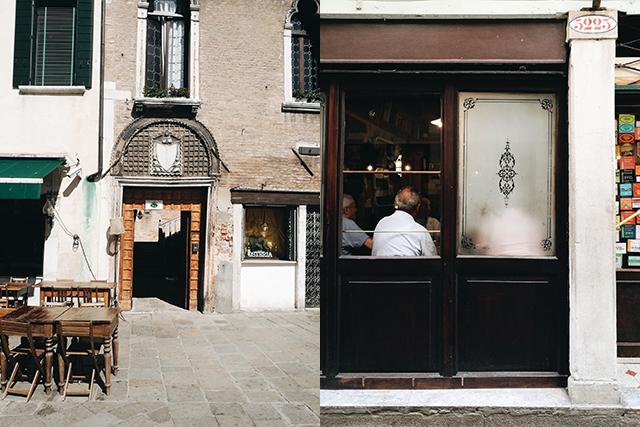 Venice-osteria