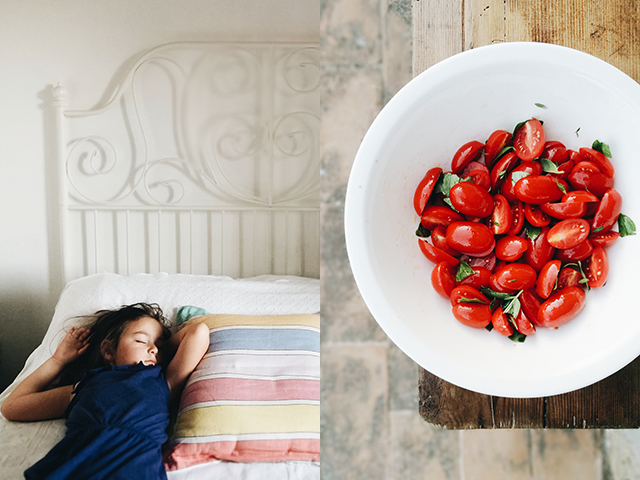 Summer-in-Italy-nap-time-and-tomatoes