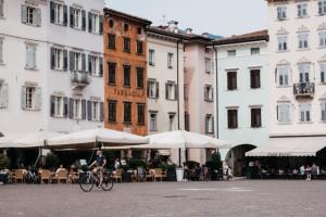 Trento pastel palazzi