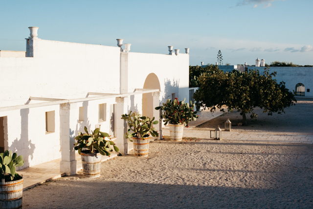 Masseria Potenti Puglia workshop