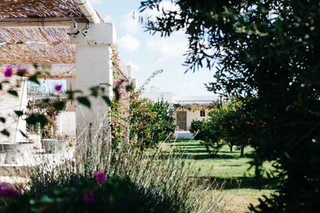 Masseria Potenti grounds