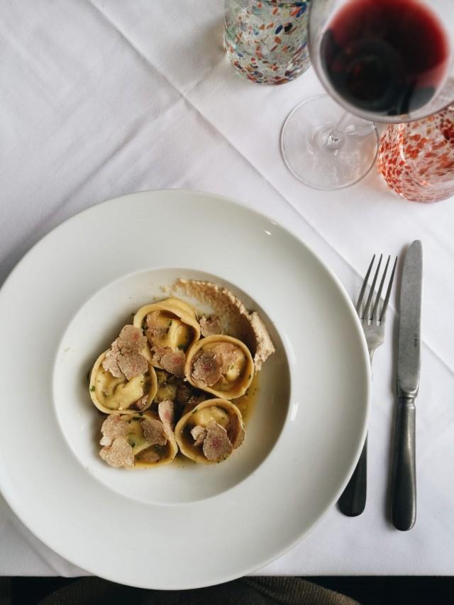 truffles in San Miniato