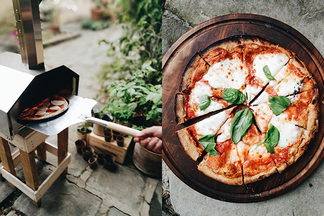 favourite margherita pizza