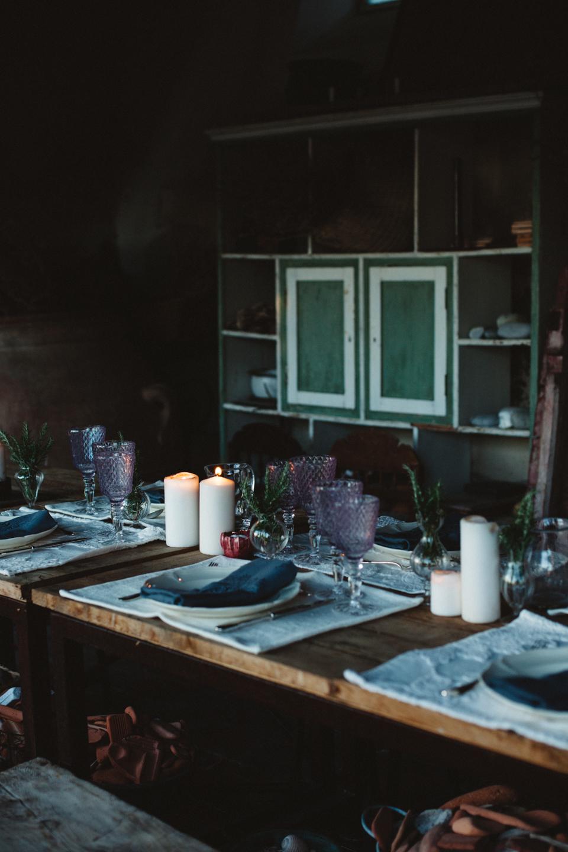 Sunday Supper at Settignano Tuscany Homes