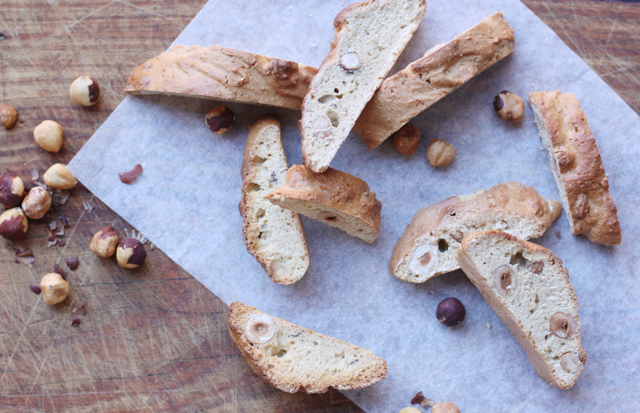 hazelnut biscotti recipe featured image