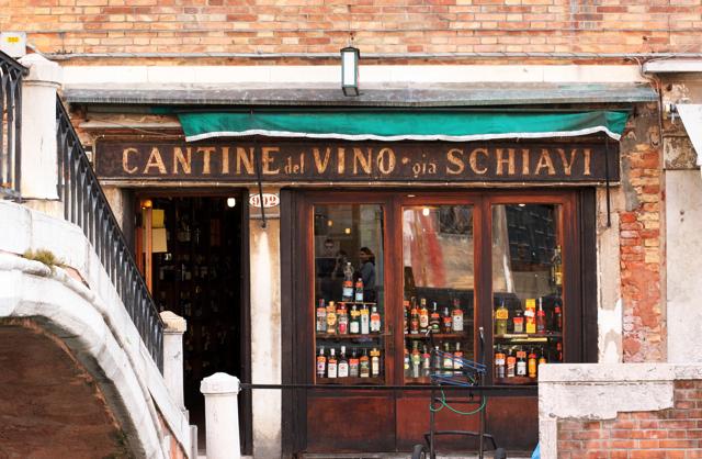 Venice cantinone gia schiavi