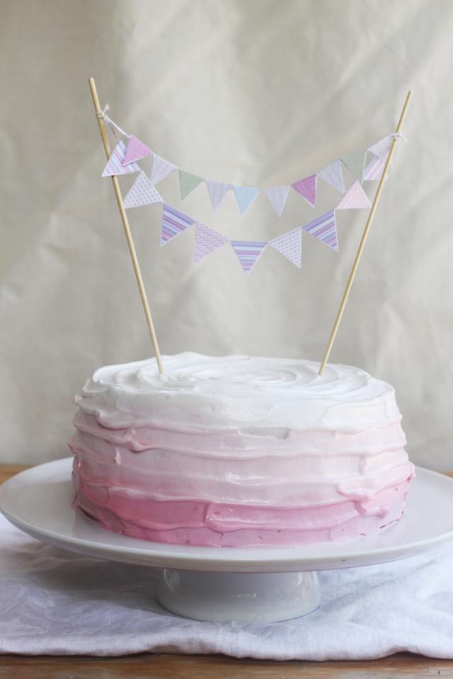 birthday cake gluten free dairy free