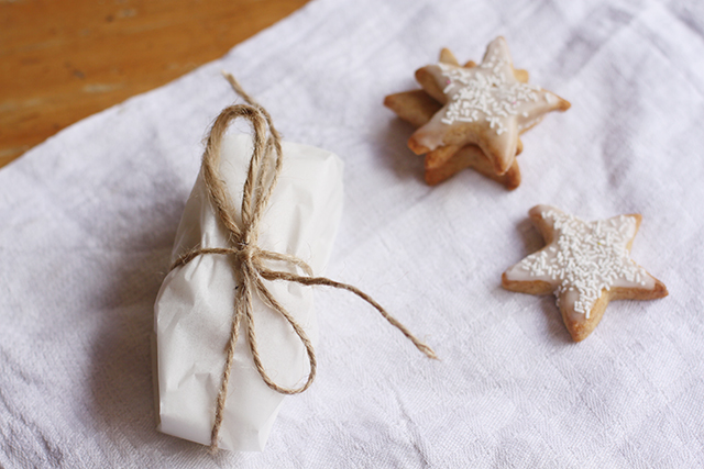 cookies wrapped blog