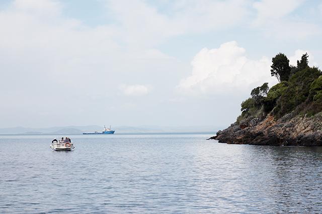 Tuscan coast - argentario
