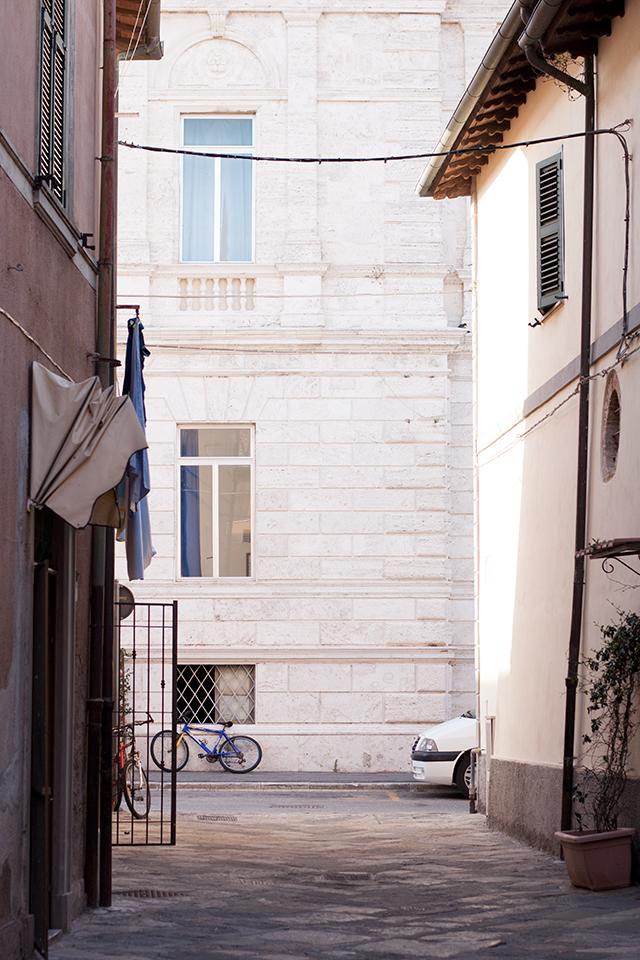 Side street in Orbetello