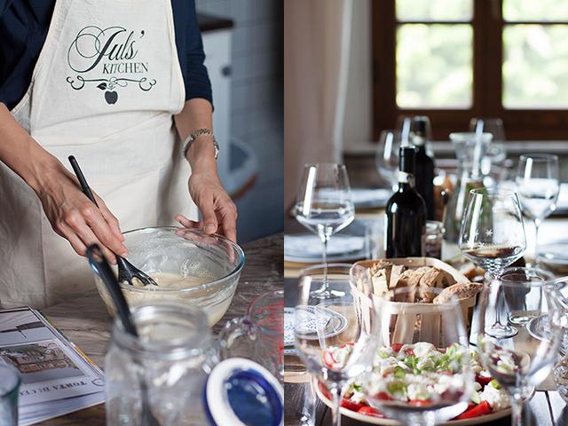Juls Kitchen Cooking Class