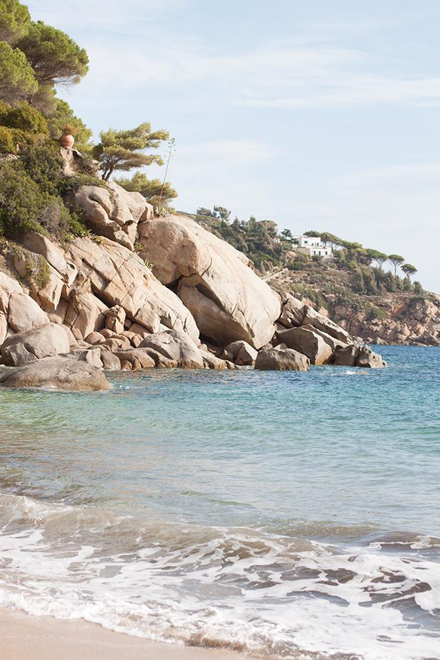 Giglio beaches