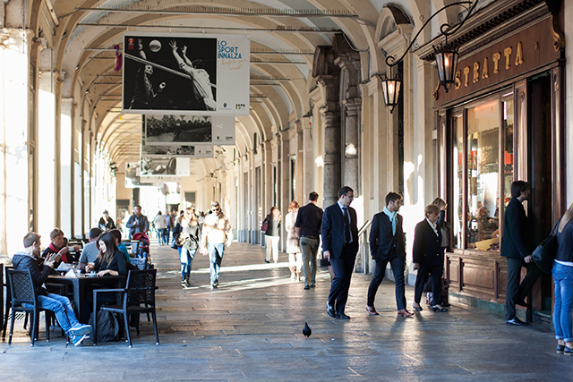Stratta caffe' Torino