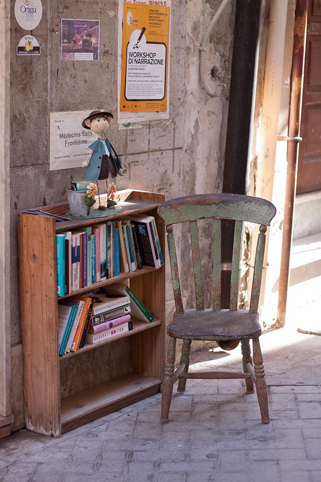Ortigia bookshop