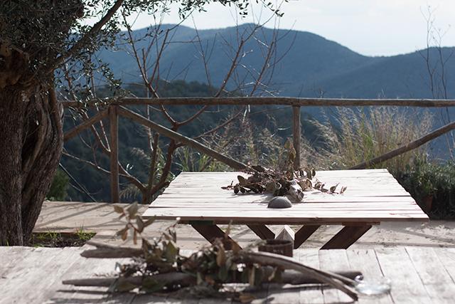 baciarino outdoor table